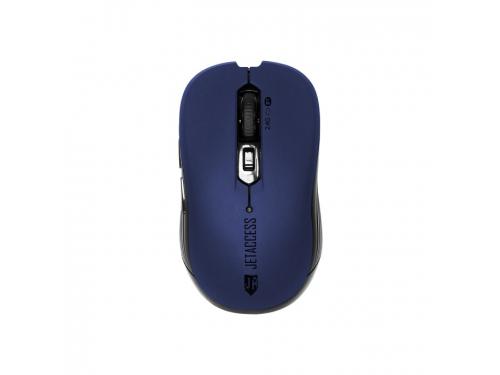 Мышь Jet.A Comfort OM-B90G синяя, вид 1