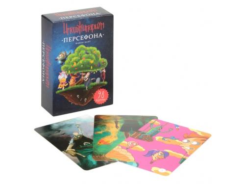 Настольная игра Cosmodrome Games Имаджинариум Персефона (доп.Набор Карточек), вид 1