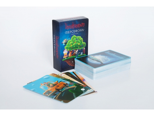 Настольная игра Cosmodrome Games Имаджинариум Персефона (доп.Набор Карточек), вид 2