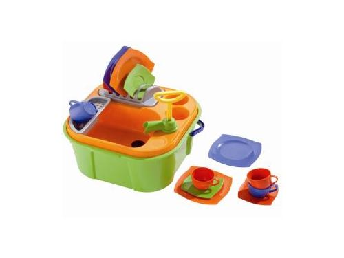 Игрушки для девочек Набор Wader 42002 Мини-посудомойка, вид 1