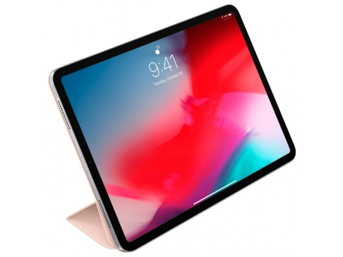 Чехол ipad Apple Smart Folio for 11 iPad Pro (MRX92ZM/A), розовый песок, вид 2