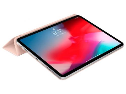 Чехол ipad Apple Smart Folio for 11 iPad Pro (MRX92ZM/A), розовый песок, вид 3