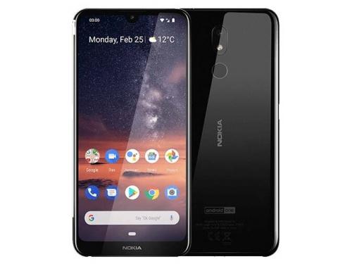 Смартфон Nokia 3.2 DS 2/16Gb, черный, вид 1
