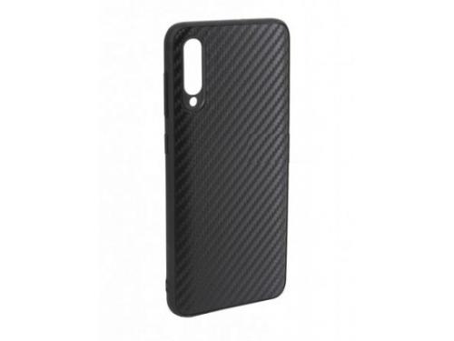 Чехол для смартфона G-Case Carbon для Samsung A50 SM-A505F, черный, вид 5