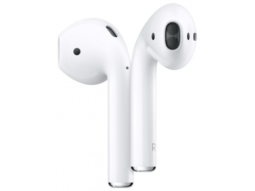 Наушники Apple AirPods (2019) MV7N2RU/A, белые, вид 1