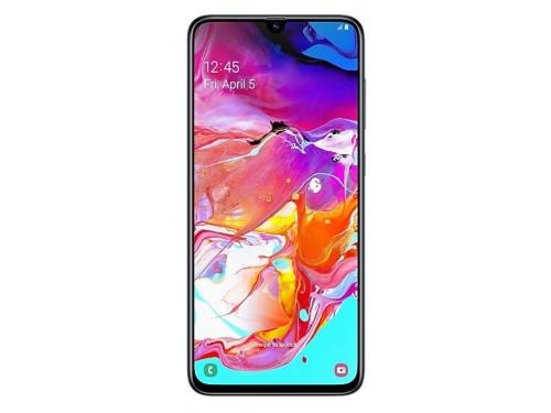 Смартфон Samsung Galaxy A70 (2019) SM-A705F 6/128Gb, черный, вид 1