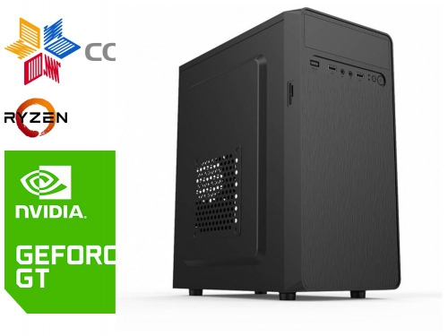 Системный блок CompYou Game PC G757 (CY.908312.G757), вид 1