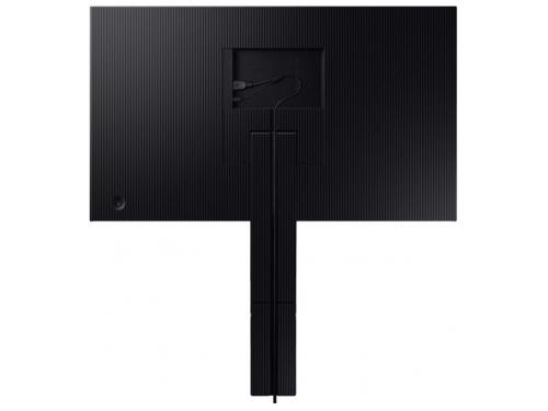 Монитор Samsung S32R750UEI, черный, вид 4