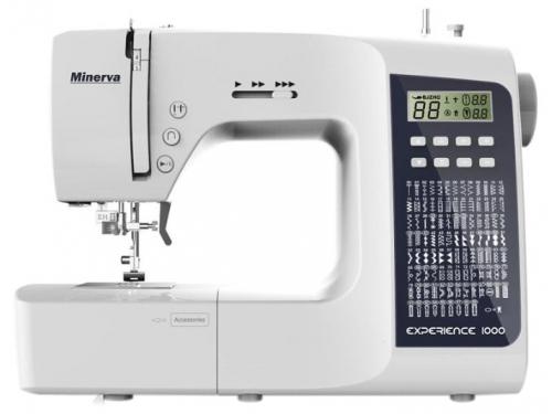 Швейная машина Minerva Experience EXP1000, компютерное управление, вид 1