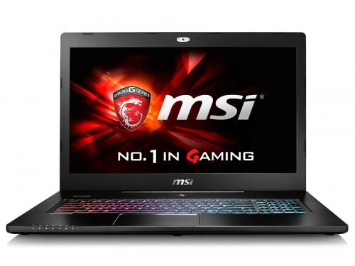 Ноутбук MSI GS72 6QE-426 , вид 1