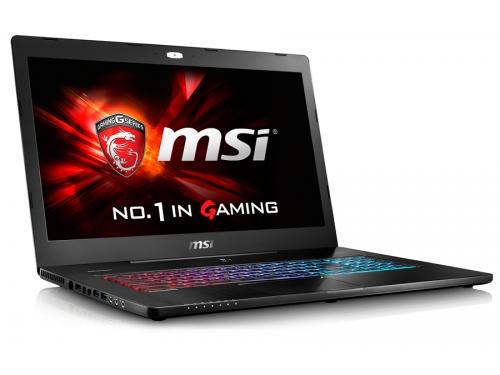 Ноутбук MSI GS72 6QE-426 , вид 3
