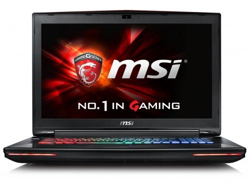Ноутбук MSI GT72 6QE , вид 1