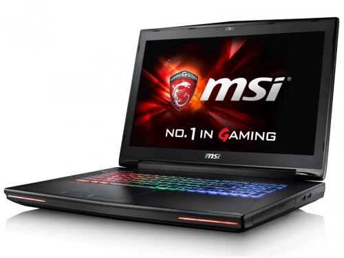 Ноутбук MSI GT72 6QE , вид 2