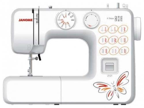 Швейная машина JANOME 2121, вид 1