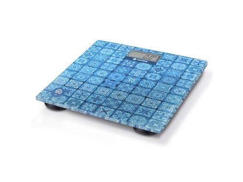 Напольные весы Vitek VT-1952, голубые, вид 1