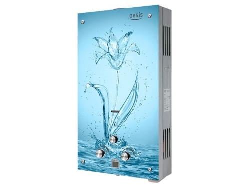 Водонагреватель Оазис Glass 20 SG (газовый), вид 1