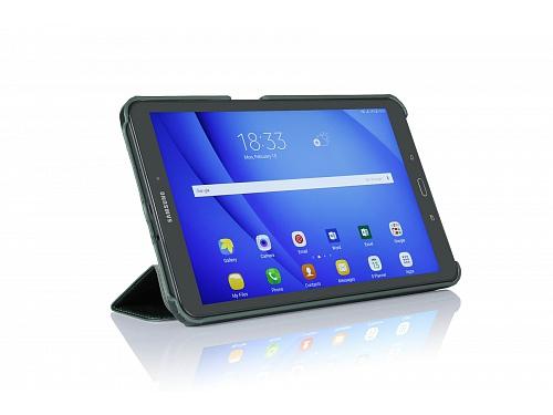 Чехол для планшета G-case Slim Premium для Samsung Galaxy Tab A 10.1 T585, темно-зеленый, вид 1