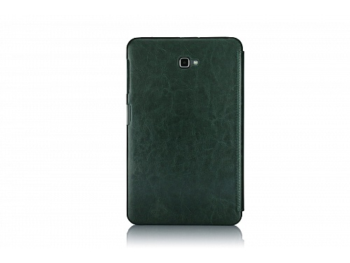 Чехол для планшета G-case Slim Premium для Samsung Galaxy Tab A 10.1 T585, темно-зеленый, вид 3