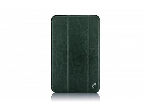 Чехол для планшета G-case Slim Premium для Samsung Galaxy Tab A 10.1 T585, темно-зеленый, вид 2