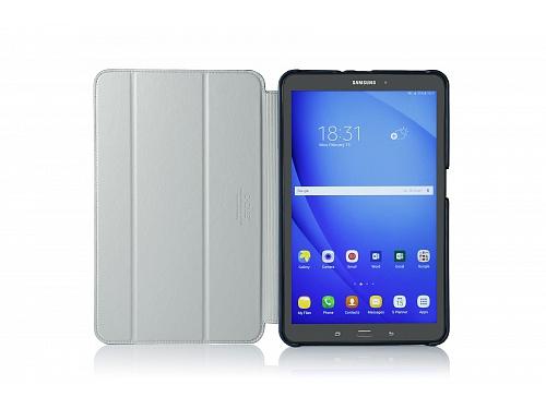 Чехол для планшета G-case Slim Premium для Samsung Galaxy Tab A 10.1 T585, темно-синий, вид 2