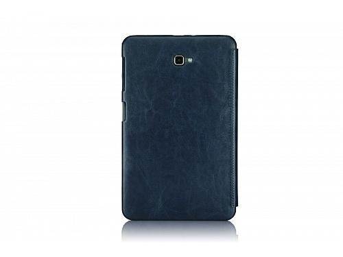 Чехол для планшета G-case Slim Premium для Samsung Galaxy Tab A 10.1 T585, темно-синий, вид 4