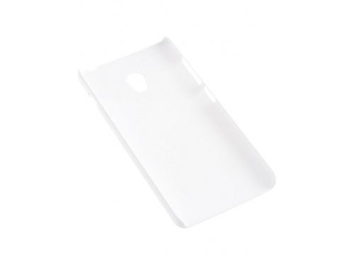 Чехол для смартфона skinBOX 4People, для Lenovo Vibe P1, защитная пленка в комплекте, белый, вид 3