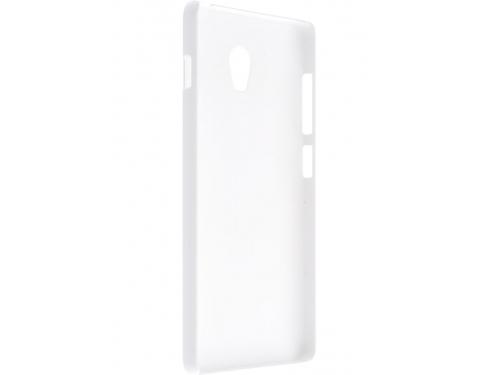 Чехол для смартфона skinBOX 4People, для Lenovo Vibe P1, защитная пленка в комплекте, белый, вид 4