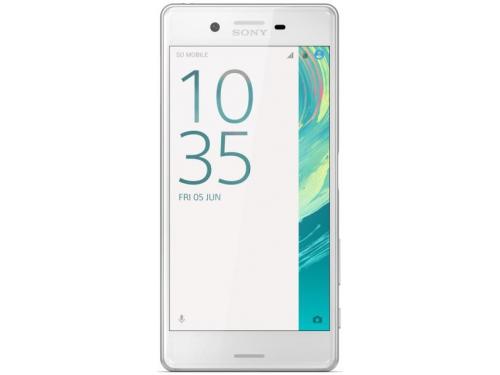Смартфон Sony Xperia X DS F5122, белый, вид 1
