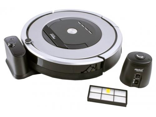 Пылесос iRobot Roomba 886 (робот), вид 1