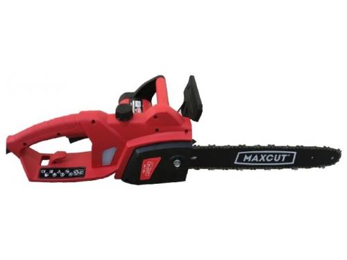 Пила цепная электрическая MAXCUT MCE 186 красная, вид 1