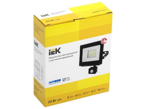 Прожектор IEK СДО 06-20Д, вид 2