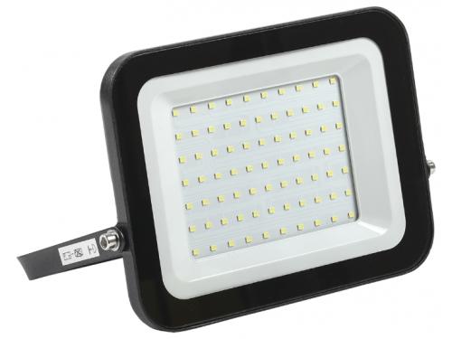 Прожектор IEK СДО 06-70 черный, вид 1