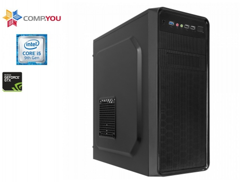 Системный блок CompYou Game PC G777 (CY.915064.G777), вид 1