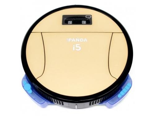 Пылесос Робот Panda i5 золотистый, вид 1