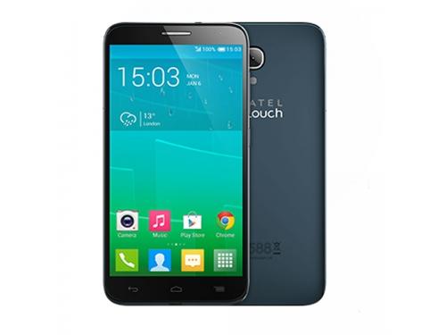 Смартфон Alcatel 6016D (Idol 2 Mini), синий, вид 1
