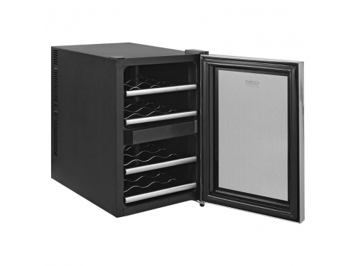 Холодильник Caso WineSafe 12 Black (винный), вид 2