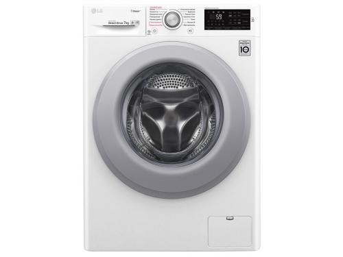 Машина стиральная LG F2M5HS4W белая, вид 1
