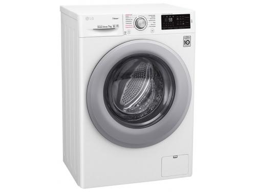 Машина стиральная LG F2M5HS4W белая, вид 2