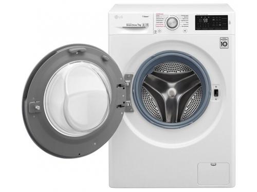 Машина стиральная LG F2M5HS4W белая, вид 3