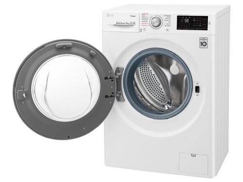 Машина стиральная LG F2M5HS4W белая, вид 4