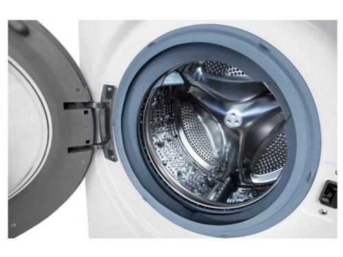 Машина стиральная LG F2M5HS4W белая, вид 8