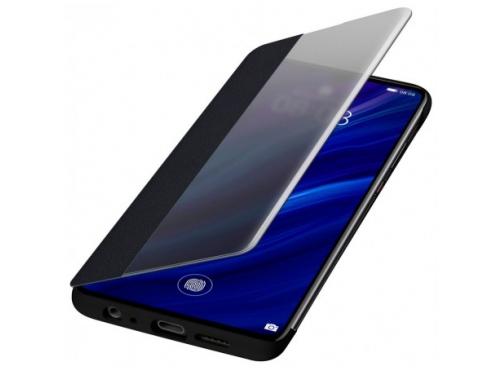 Чехол для смартфона Huawei Smart View Flip для Huawei P30 чёрный, вид 2