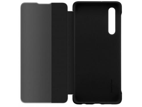 Чехол для смартфона Huawei Smart View Flip для Huawei P30 чёрный, вид 3