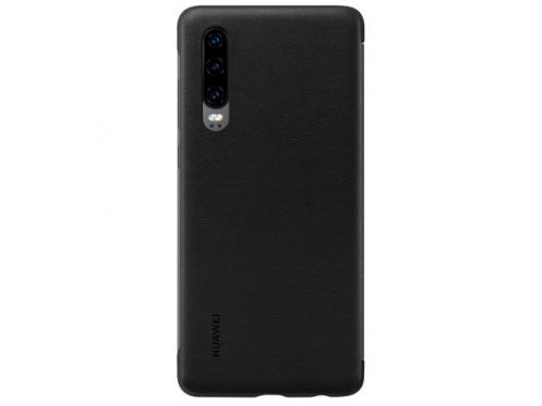 Чехол для смартфона Huawei Smart View Flip для Huawei P30 чёрный, вид 5