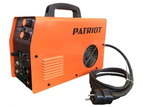 Сварочный аппарат Patriot WMA 185AL MIG/MAG/MMA, полуавтоматическая сварка, вид 2