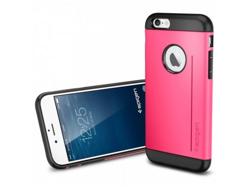 ����� iphone SGP Slim Armor S Case ��� iPhone 6, Azalea Pink, ��� 1