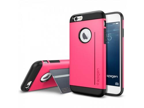 ����� iphone SGP Slim Armor S Case ��� iPhone 6, Azalea Pink, ��� 3