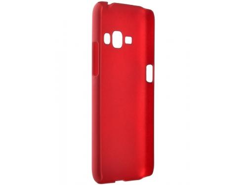 Чехол для смартфона SkinBox для Samsung Galaxy J1 (2016) Серия 4People (красный), вид 1