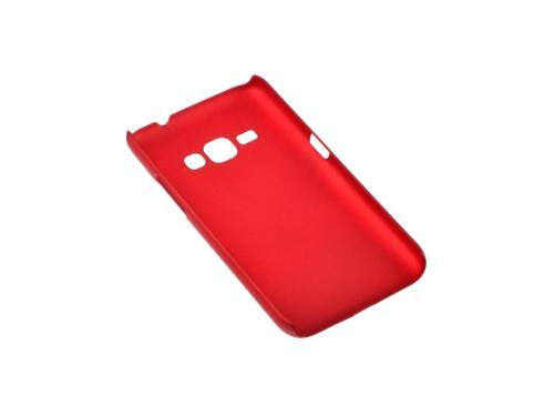 Чехол для смартфона SkinBox для Samsung Galaxy J1 (2016) Серия 4People (красный), вид 2