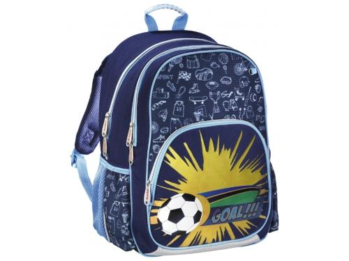 Рюкзак детский Hama SOCCER синий, вид 1